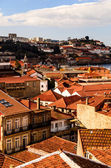Oporto roofs — Stock Photo