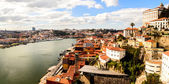 View of Douro river — Foto de Stock