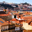 Stock Photo: Douro river at Porto