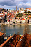 Douro river at Porto — Stock Photo