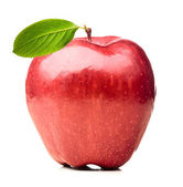 Red delicious apple — Stock Photo