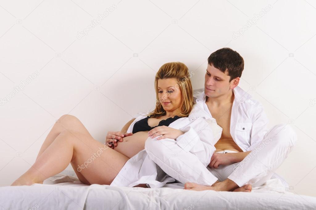 Беременная почему нет возбуждения