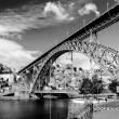 Dom Luis I bridge — Stock Photo