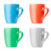 Different mugs — Stock Photo
