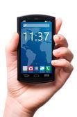 Smartphone écran tactile — Photo