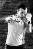 Luchador — Foto de Stock