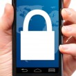 Locked phone — Stock Photo #31987629