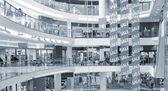 Modern Galleria — Stockfoto