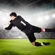 Goalkeeper — Stock Photo #41447433