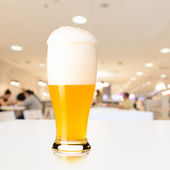 Draft beer — Stockfoto