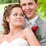 Wedding couple — Stock Photo #5311135
