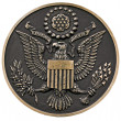 Seal of the us — Stock Photo #26043895