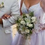 Wedding bouquet — Stock Photo #1101880