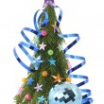 Christmas tree — Stock Photo #35355341