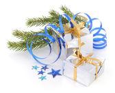 Christmas gift — Foto de Stock