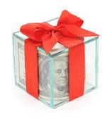 Dono del dollaro — Foto Stock