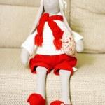 Toy rabbit — Stock Photo #29036687