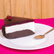 Slice of cake - Stock Photo