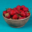 Fresh ripe strawberries — Stock Photo #26630405