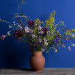 Bouquet of wild flowers — Stock Photo