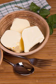 Fresh butter — Stockfoto