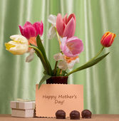 Mother's Day. Concept — Stok fotoğraf