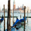 Gondolas — Stock Photo #19650513