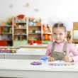 In the kindergarten — Stock Photo #19650979