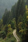 Lane dağlarda — Stok fotoğraf