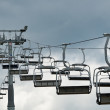 Stock Photo: Chairlift