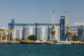 Cargo port — Stock Photo