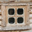 Ancient window — Stock Photo #40216183