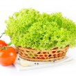 Fresh vegetables and salad — Stock Photo #18746151