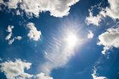 Sky daylight. Natural sky composition. — Stock Photo