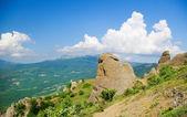 Montagnes de hight — Photo