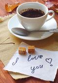 Miluju tě — Stock fotografie