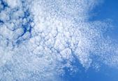 Letní obloha. — Stock fotografie