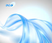 Abstract blue background — Vector de stock