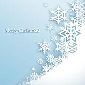 Abstracte achtergrond van kerstmis — Stockvector