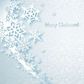 Abstract Christmas Background — Vector de stock
