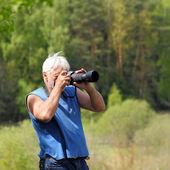 Man photographer — Stock Photo
