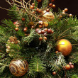 Stock Photo: New Year and Christmas still life