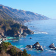 Ocean view in california — Stockfoto