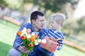 Feliz dia das mães! — Foto Stock