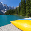 Moraine lake — Stock Photo #28956139