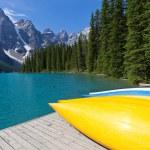 Moraine lake — Stock Photo #28956139