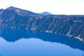 Crater lake — Foto Stock