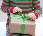 Regalo de navidad — Foto de Stock