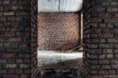 Salle abandonnée — Photo