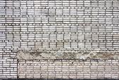 Dirty brick wall — Stock Photo